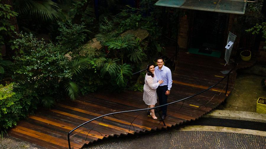 Casamento com Drone